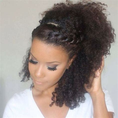 easy hairstyles for 52 yo female profession best 25 simple natural hairstyles ideas on pinterest