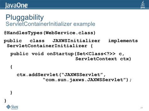 tutorial java nio2 introduction to java servlet 3 0 api javaone 2009