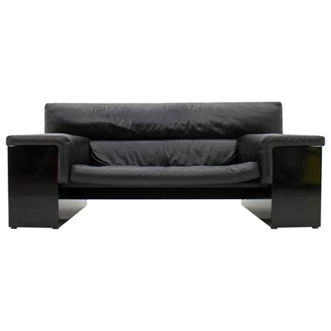 cini boeri sofa two seater sofa quot brigadier quot by cini boeri for knoll 1970 s