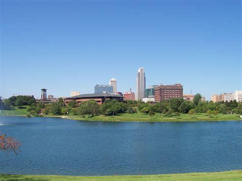 park omaha history of downtown omaha nebraska