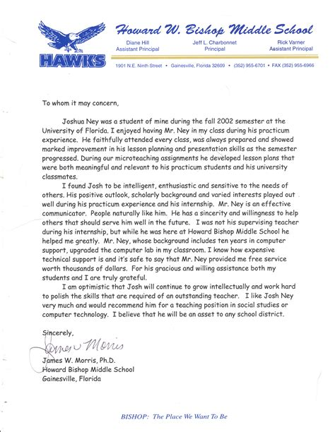 letter of reference for teacher expin franklinfire co