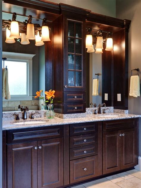 bathroom cabinet ideas design bathroom vanity cabinet between sinks design