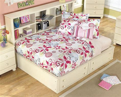 ashley furniture cottage retreat bedroom set signature design by ashley cottage retreat full bookcase