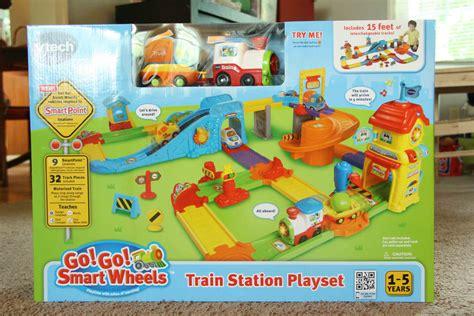 Heb Giveaway - vtech go go smart wheels train station giveaway the b keeps us honest nc mom