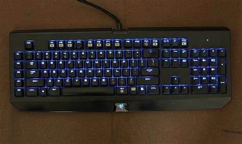 Keyboard Blackwidow razer blackwidow keyboard review