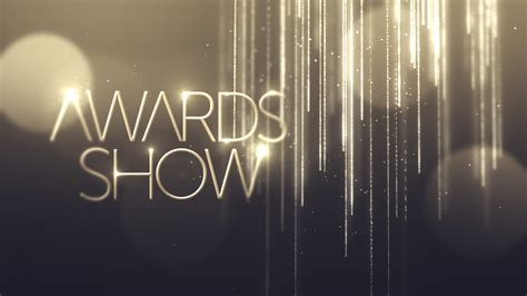 Awards Show By Thomaskovar Videohive Awards Presentation Template