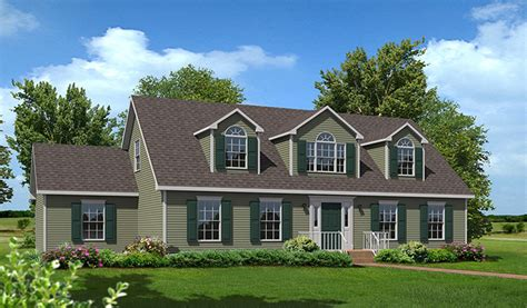 cape style houses cameron iii cape style modular homes