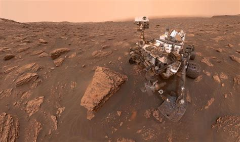 nasa mars mission man  step closer  landing  red planet   technology science