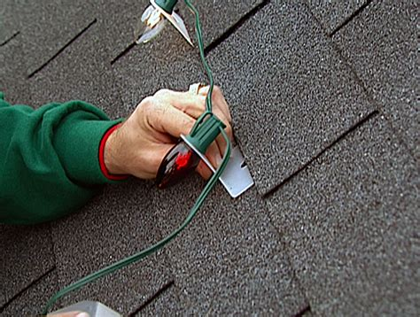 how to attach icicle lights to gutters how to decorate with outdoor lights how tos diy
