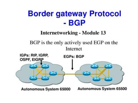bgp number bgp protocol