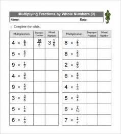 multiplying fractions free worksheets 11 multiplying