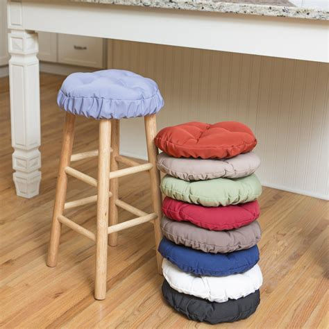 13 Inch Bar Stool Covers by Deauville 13 X 13 Backless Bar Stool Seat Cushion Bar