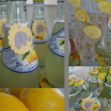 Yellow And Grey Elephant Baby Shower Decorations by Yellow And Gray Elephant Baby Shower Oh Creative