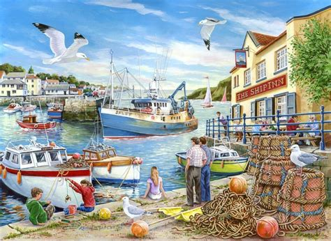 ship jigsaw puzzles ship inn 1000 pcs jigsaw puzzle by house of puzzles
