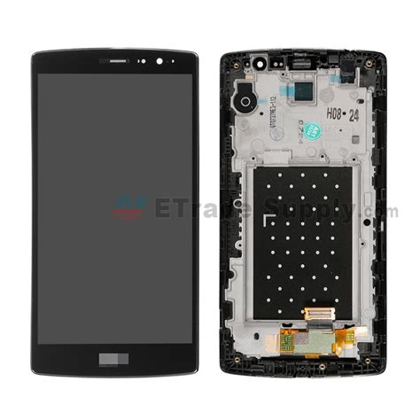 Lcd Lg G4 lg g4 beat lcd screen and digitizer assembly with frame