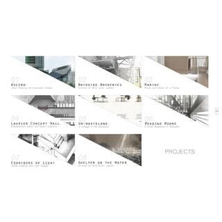 portfolio content layout 31 best dsgn portfolios images on pinterest