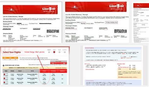 membuat website booking tiket pesawat cara cetak tiket pesawat lion air batik air dan wings air