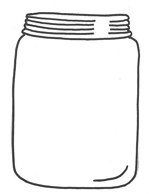 how to color jars jar clip clipart best