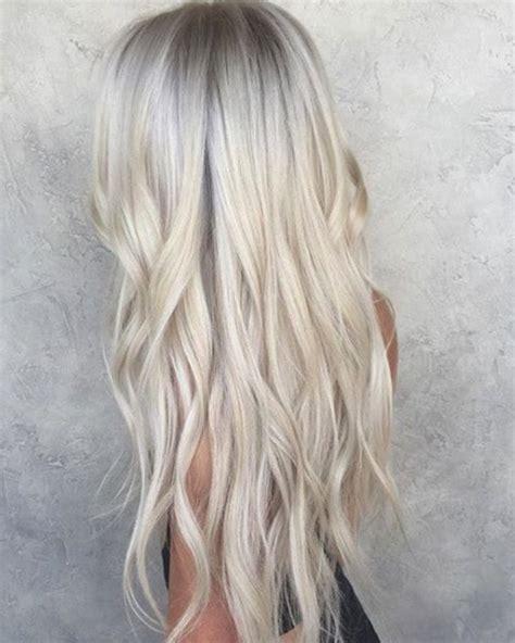 snow hair color snow bunny hair color trend ecemella