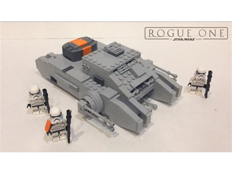lada calamari lego wars rogue one imperial hovercraft review