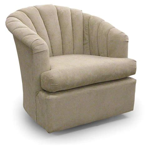 barrel chairs swivel rocker chairs swivel barrel elaine best home furnishings