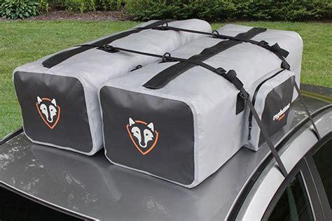 rightline gear 100d90 car top duffle bag roof cargo bags
