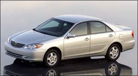 2003 toyota camry | specifications car specs | auto123