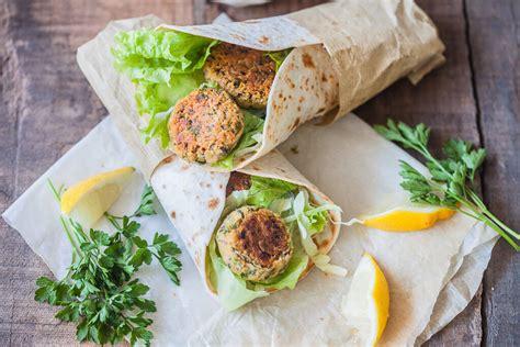 tahini bread roll delicious istanbul easiest lemon tahini falafel wrap vibrant plate