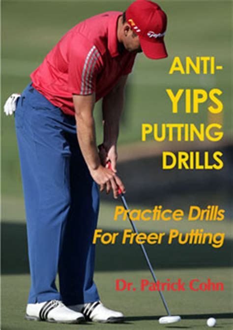 full swing yips beat golf putting yips cure the putting yips