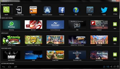 play android apps in your pc bluestacks android emulator tips - Play Android Apps On Pc