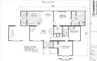 triple wide mobile homes floor plans mobile homes floor plans triple wide