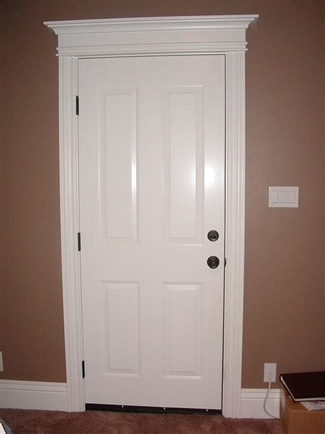 Interior Door Casing Ideas New Home Interior Door Trim Ideas 5 Photos 1bestdoor Org