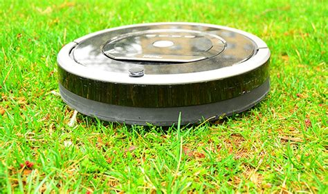 irobot gets fcc approval to create hands free robotic lawn