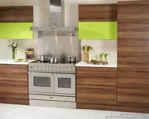 wood cabinets with horizontal grain