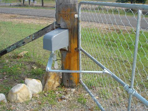swinging gate farm farm gate opener letron auto gates aust p l