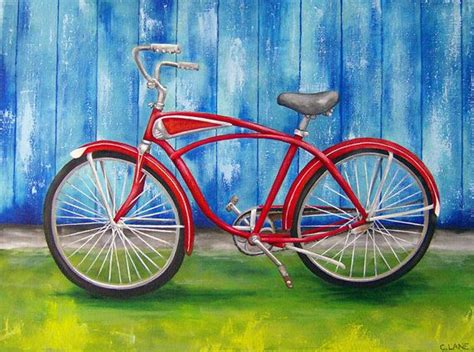 bike painting 17 best images about bicycle on summer of