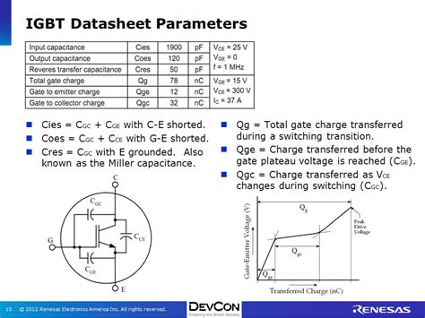 igbt transistor as switch igbt applications in hev ev ppt