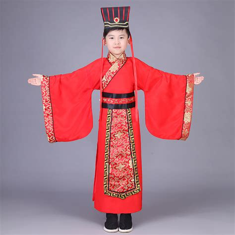 hanfu dress ancient traditional costume for