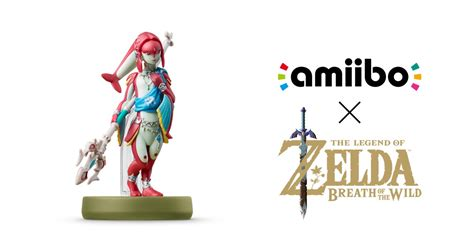 Amiibo Mipha The Legend Of Breath Of The mipha the legend of collection nintendo