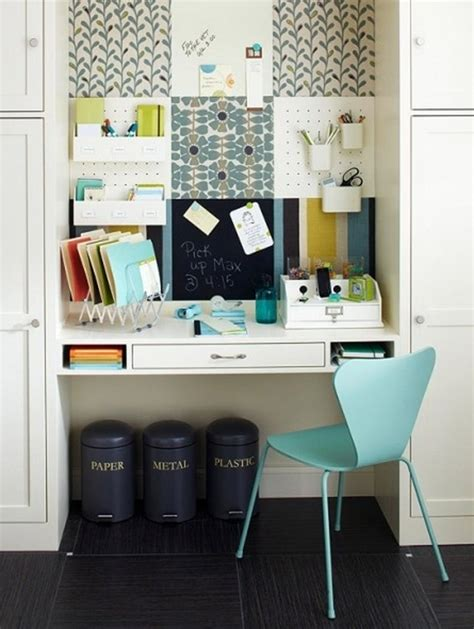 20 stylish office decorating ideas for your home cool and stylish office desk in closet decoration