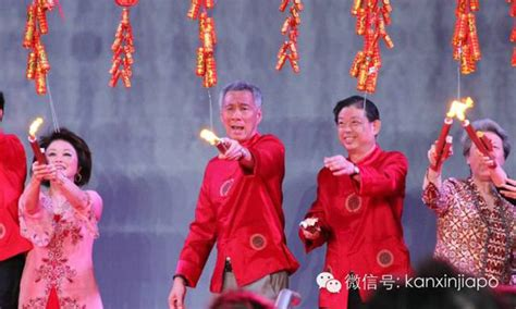 hsien loong new year here are some photos of brigadier general hsien loong