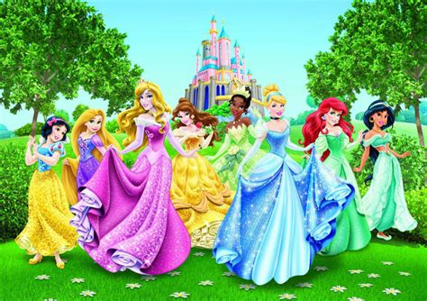 Sofia The First Bedroom Decor Disney Princesses Photo Wallpaper Childrens Wall Mural