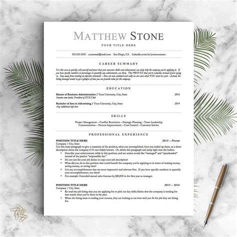 Basic Resume Template by Basic Resume Templates 15 Exles To Use Now