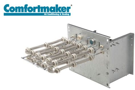 comfort maker parts 10 kw heat strip for comfortmaker package units pa ph wgs1002