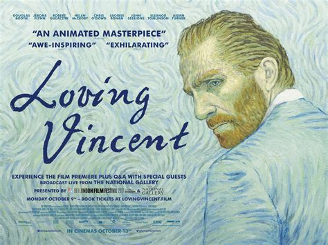 loving vincent loving vincent the world s fully painted feature