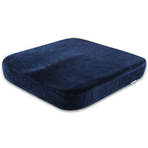 foam bench seat cushion new memory foam seat cushion coccyx orthopedic chair car
