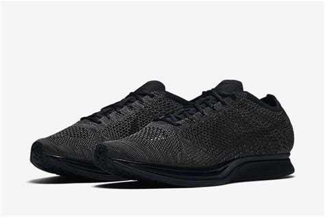 Nike Flyknit Racer Midnight Black Best Premium Quality limiteditions