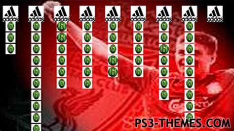 ps3 themes liverpool ps3 themes 187 steven gerrard