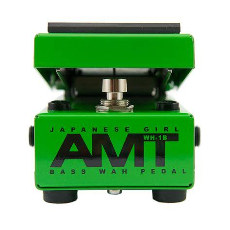 Amt Electronics Wh 1 Optical Wah Wah Pedal amt electronics wh 1b optical bass wah wah pedal