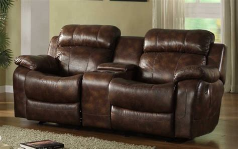 cheap reclining loveseat with console living room reclining sofas recliner sofa lane furniture